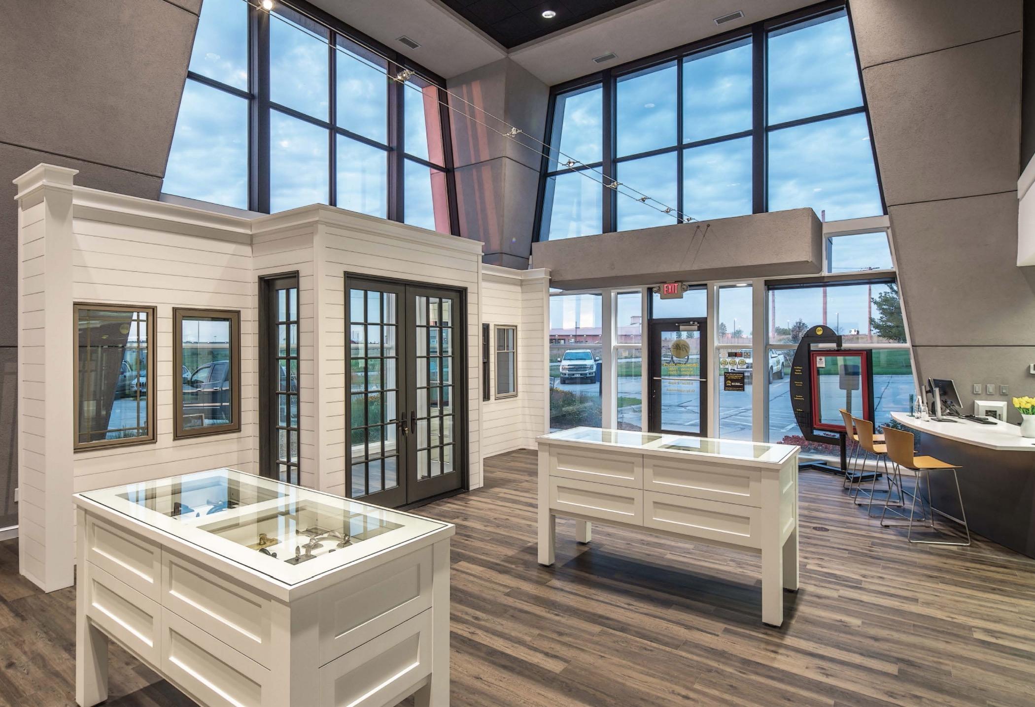 Pella Windows - Omaha showroom