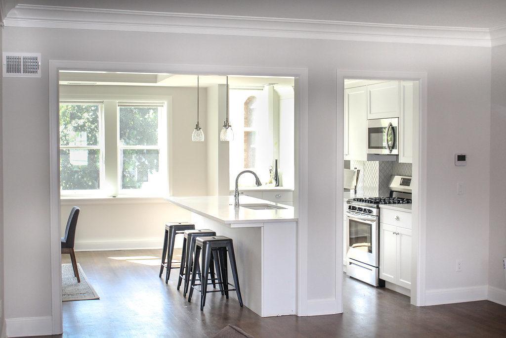 West Farnam Apartments - Floor plan