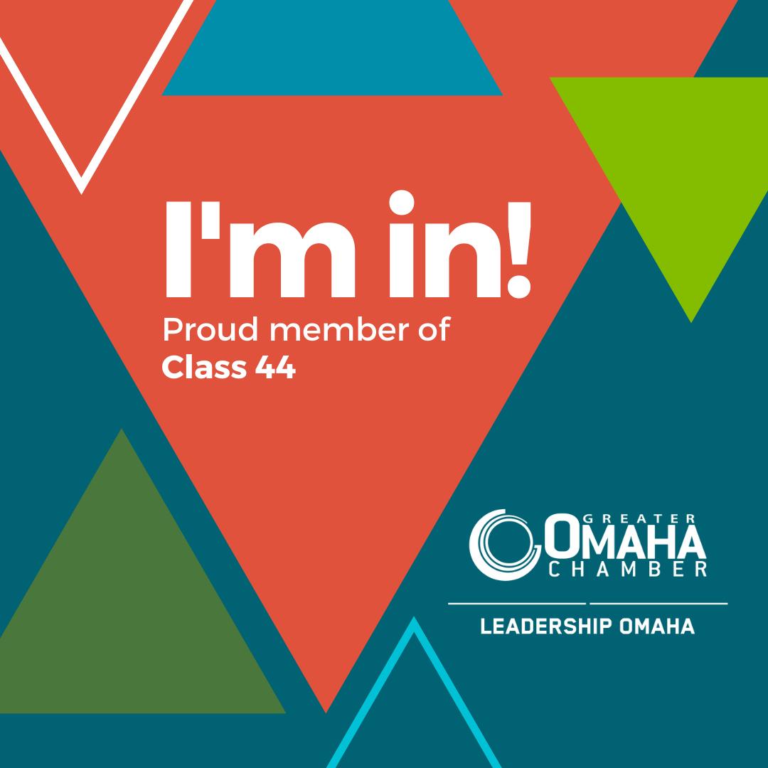 Greater Omaha Chamber Class 44 Leadership